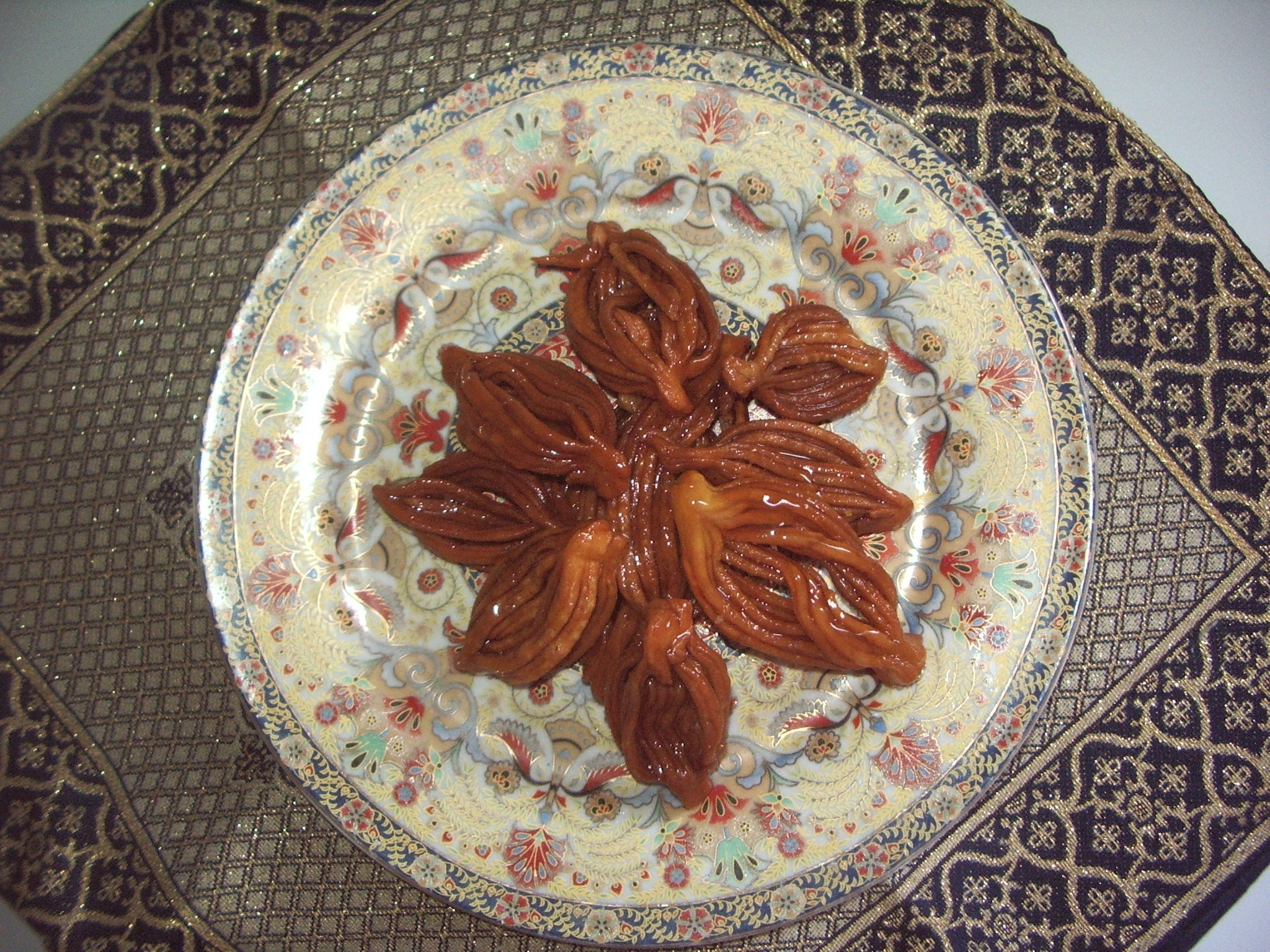 tire de la recette de choumicha une presentatrice de cuisine au maroc